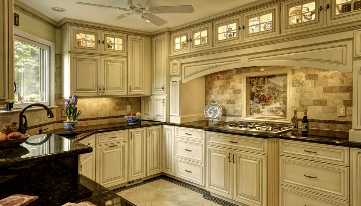 Purcellville cabinets